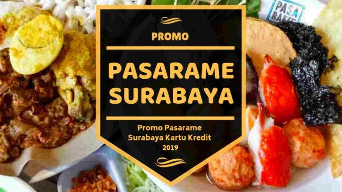 Promo Pasarame Surabaya