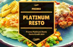 Promo Platinum Resto