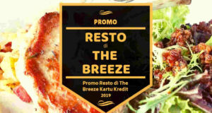 Promo Resto di The Breeze