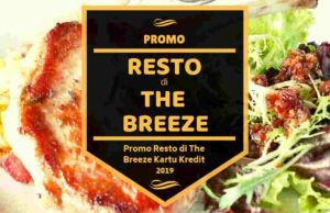 Promo Resto di The Breeze