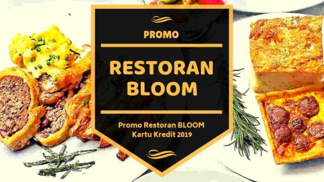 Promo Restoran Bloom