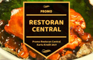 Promo Restoran Central
