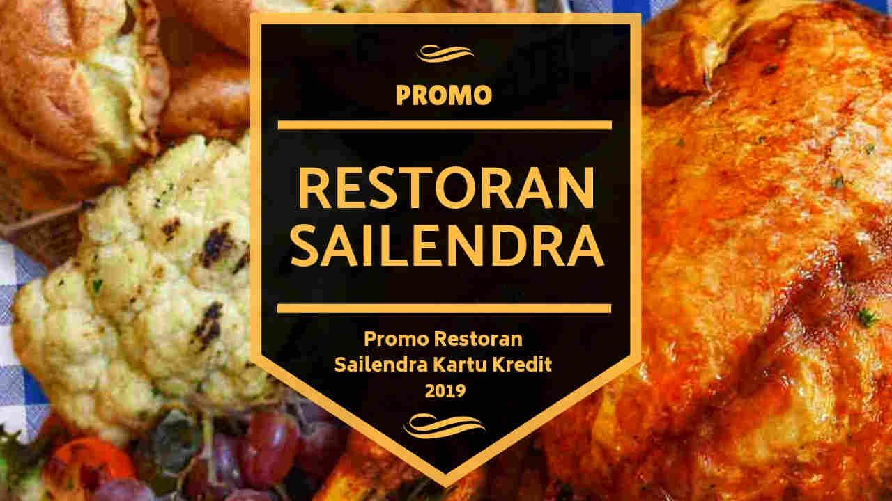Promo Restoran Sailendra Kartu Kredit Pay 1 For 2 Bufet Travelspromo