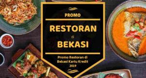 Promo Restoran di Bekasi
