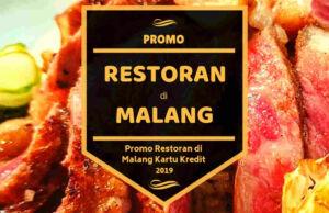 Promo Restoran di Malang
