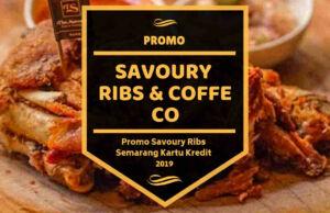 Promo Savoury Ribs