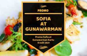 Promo Sofia at Gunawarman