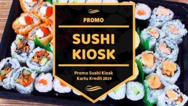 Promo Sushi Kiosk