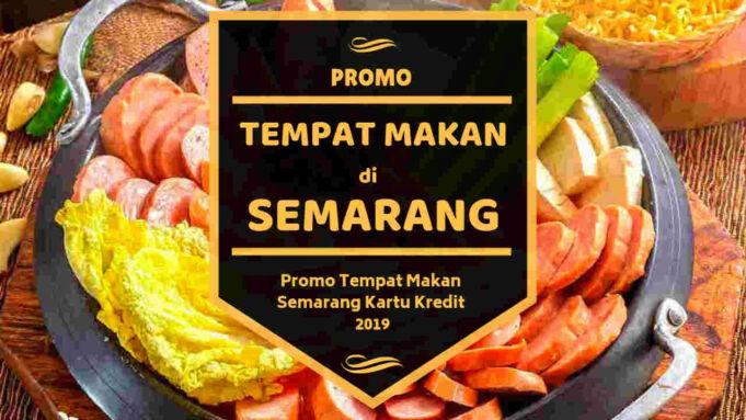 Promo Tempat Makan di Semarang