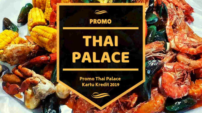 Promo Thai Palace