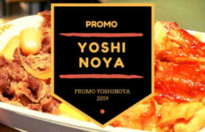 Promo Yoshinoya