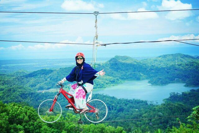 Sky Bike Pule