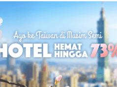 Diskon Hotel Taiwan Hemat hingga 73% dengan Aplikasi Trip.com