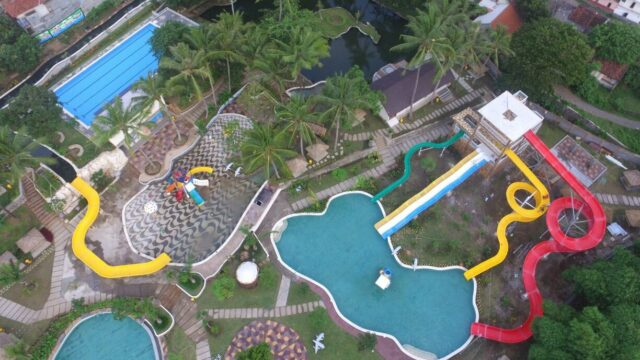 area taman rinjani waterpark
