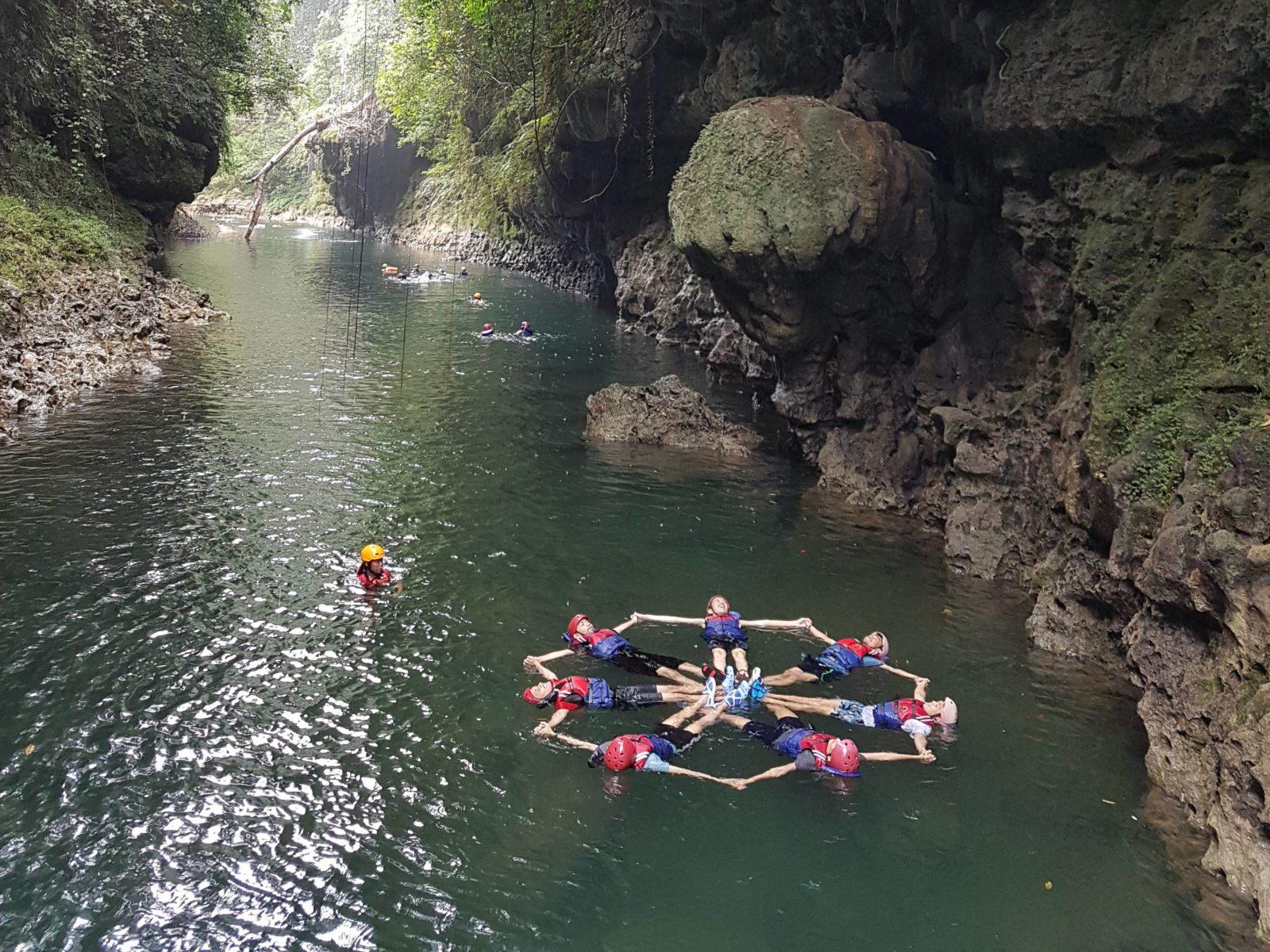 Green Canyon Pangandaran Tiket & Aktivitas Juli 15   TravelsPromo