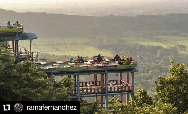 Bukit Bintang Yogyakarta dipagi hari