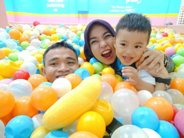 Kolam bubble gum