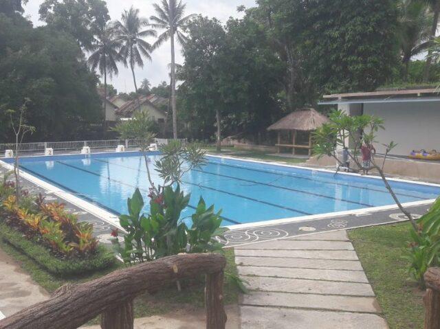 kolam renang dewasa semi olimpik