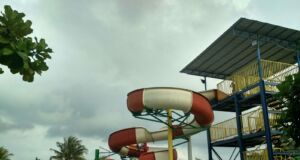 Pacu Adrenalin di Body Slide
