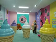 Pink Ice Cream Cirebon