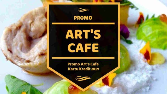 Promo Art's Cafe