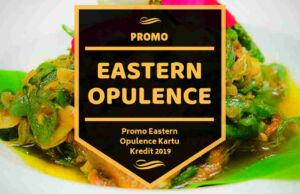 Promo Eastern Opulence