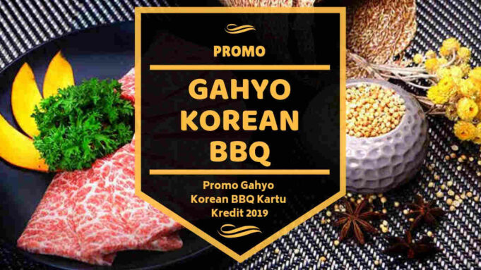 Promo Gahyo Korean BBQ