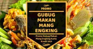 Promo Gubug Makan Mange Engking
