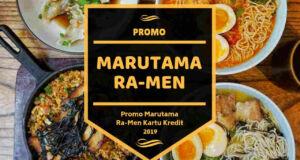 Promo Marutama Ra-Men