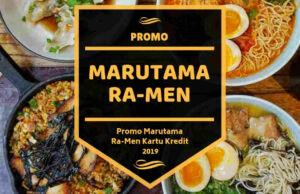 Promo Marutama Ramen