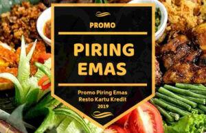 Promo Piring Emas