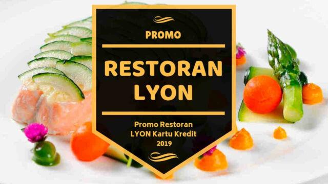 Promo Restoran Lyon