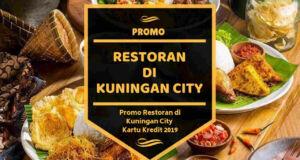 Promo Restoran di Kuningan City
