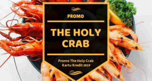 Promo The Holy Crab