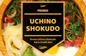 Promo Uchino Shokudo
