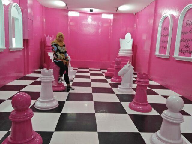 Ruangan bidak catur