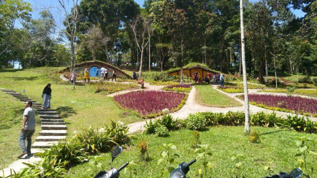 Taman Lawang Adventure Park Agam