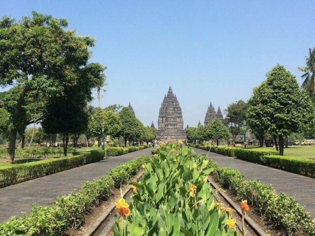 taman wisata candi prambanan