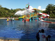 Waterboom di Gowa Discovery Park