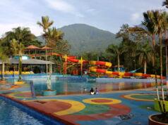 wahana dan kolam mifan waterpark