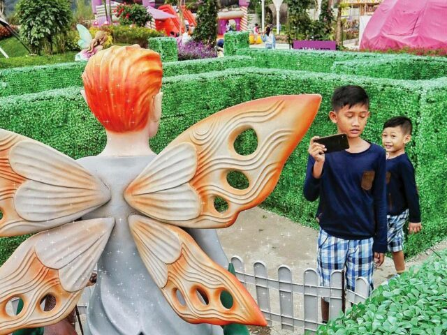Fairy Garden Bandung Tiket Wahana Desember 2020 Travelspromo