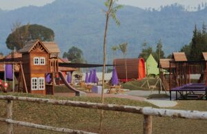 wahana woodland di Fairy Garden