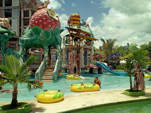 Jambooland Waterpark Tiket Wahana September 2019