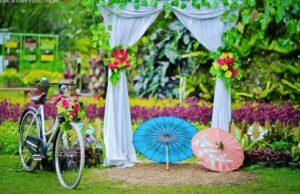 Kebun bungan melrimba garden