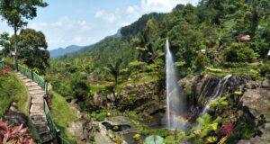 area lokawisata Baturaden