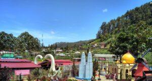 Bukit Sekipan Tawangmangu Karanganyar