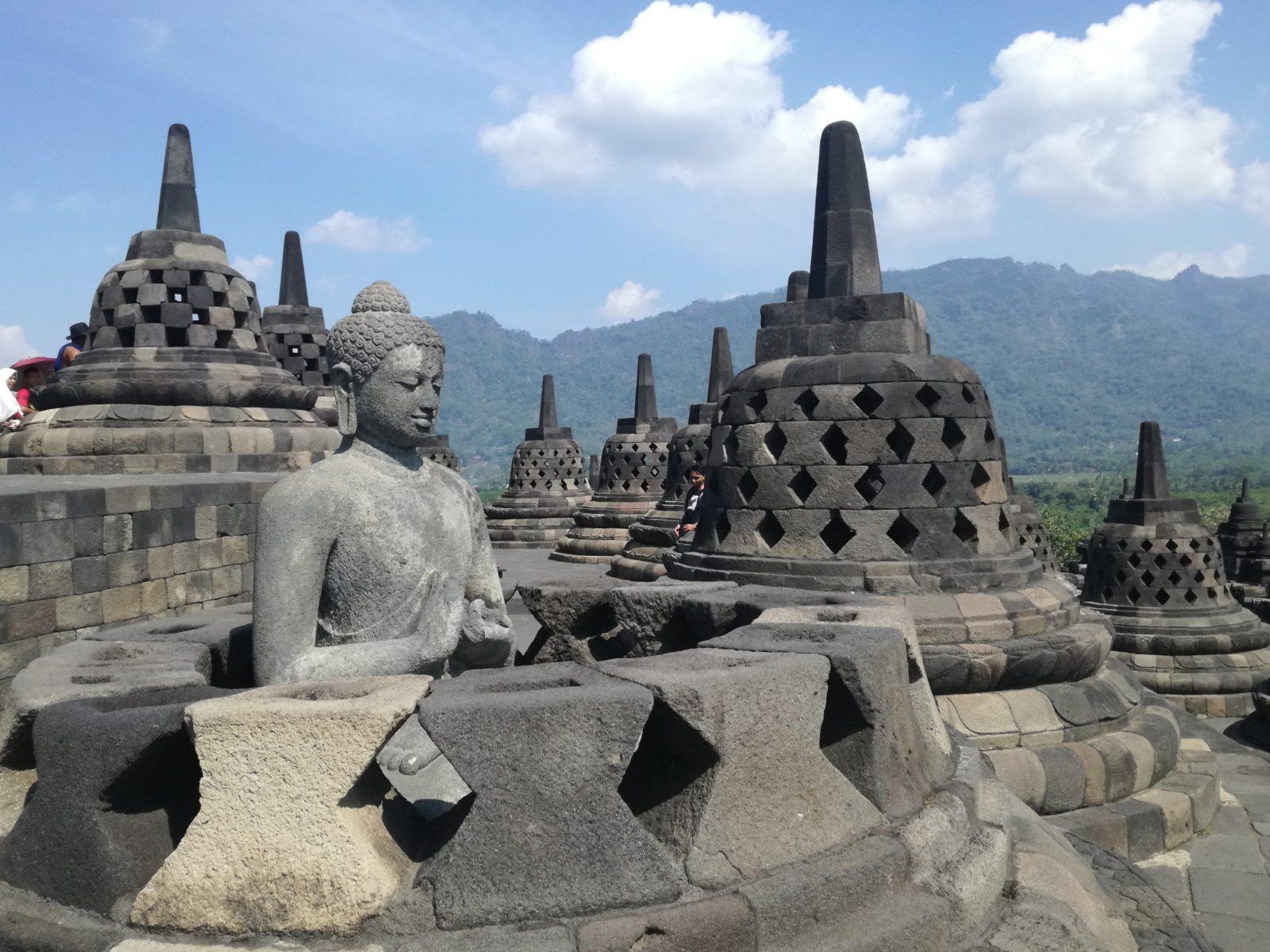 Candi Budha di Indonesia