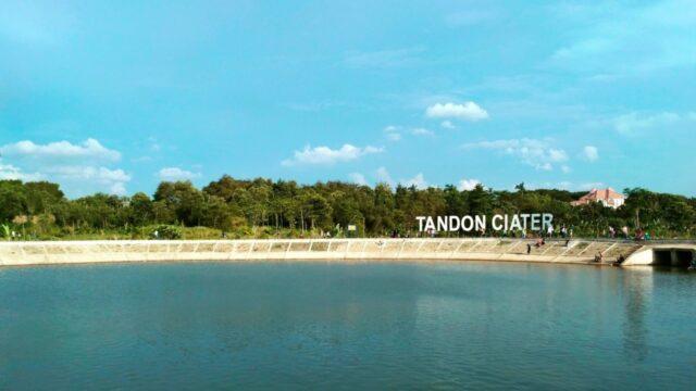 danau tandon ciater