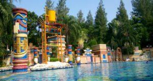 Eldorado Waterpark Legenda Wista Cibubur