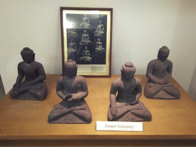 koleksi museum GUSBI